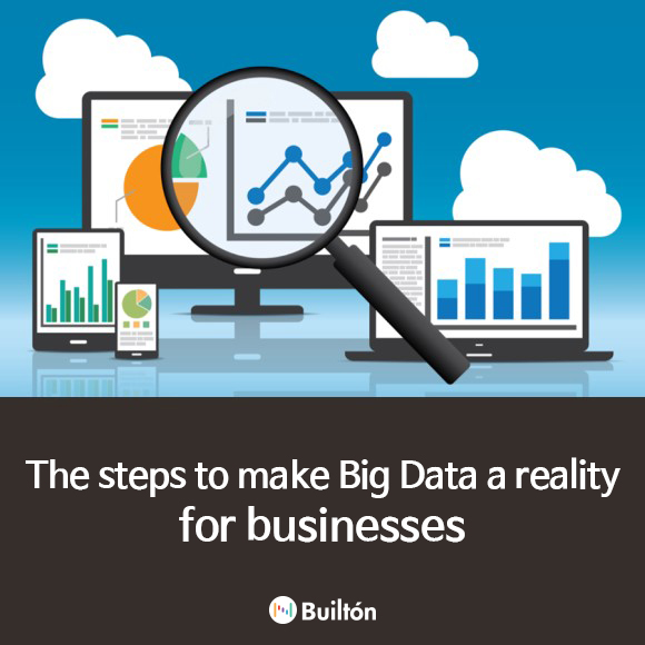 The steps to make Big Data a reality for businesses
